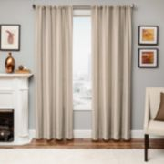 Softline Azure Mirror Window Curtain