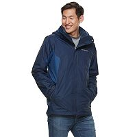 Deals on Columbia Mens Rockaway Mountain Interchange Systems Jacket
