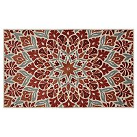 SONOMA Goods for Life™ Ultimate Performance Warm Medallion Rug - 20'' x 34''