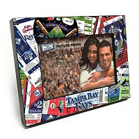 Tampa Bay Rays Ticket Collage 4