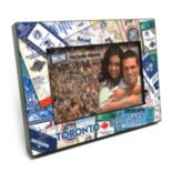 "Toronto Blue Jays Ticket Collage 4"" x 6"" Wooden Frame"