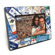 Toronto Blue Jays Ticket Collage 4' x 6' Wooden Frame