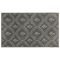 SONOMA Goods for Life™ Ultimate Performance Floral Geo Rug - 20'' x 34''