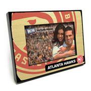 Atlanta Hawks 4' x 6' Wooden Frame