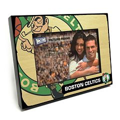 Boston Celtics 4' x 6' Wooden Frame