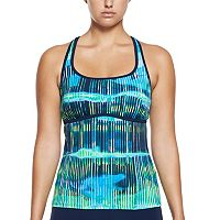Women's Nike Electrify Racerback Tankini Top