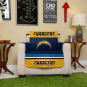 San Diego Chargers Quilted Chair Cover