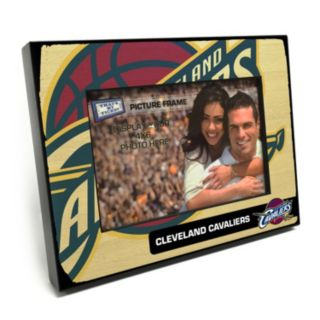 """Cleveland Cavaliers 4"""" x 6"""" Wooden Frame"""