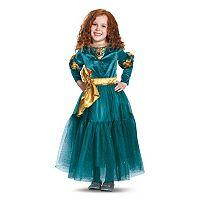 Disney / Pixar Brave Merida Kids Deluxe Costume