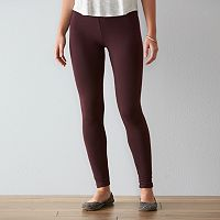 Women's SONOMA Goods for Life™ Solid Leggings