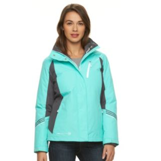 Women's Free Country Colorblock 3-in-1 Systems Jacket