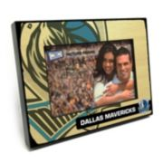 "Dallas Mavericks 4"" x 6"" Wooden Frame"
