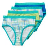 Girls 6-16 Hanes 4-pk. Ultimate X-Temp Brief Panties
