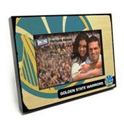 Golden State Warriors 4' x 6' Wooden Frame