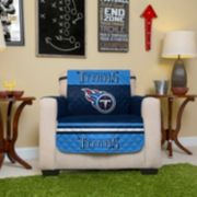 Tennessee Titans Quilted Chair Cover