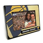 Indiana Pacers 4' x 6' Wooden Frame
