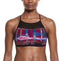 Women's Nike Electrify High-Neck Bikini Top