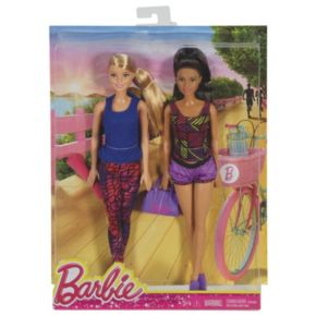 Barbie and Christie Exercise Fun Set