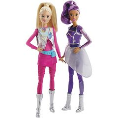 Barbie & Sal-Lee Star Light Adventure Dolls