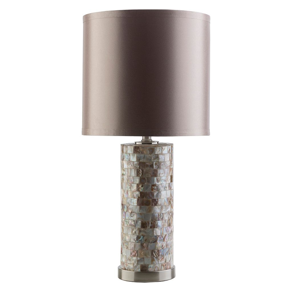 Decor 140 Arott Faux-Shell Table Lamp