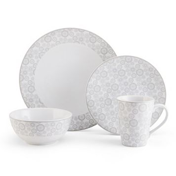 Mikasa Avery Floral 4-pc. Place Setting