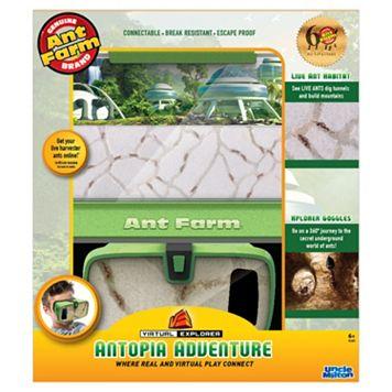 Virtual Explorer Antopia Adventure Ant Farm Set by Uncle Milton