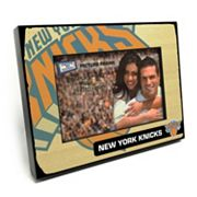 New York Knicks 4' x 6' Wooden Frame
