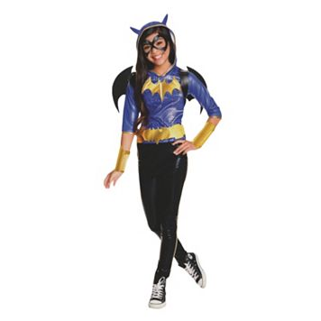 Kids DC Super Hero Girls Batgirl Deluxe Costume