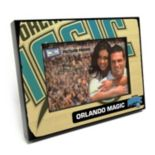 "Orlando Magic 4"" x 6"" Wooden Frame"