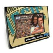 """Orlando Magic 4"""" x 6"""" Wooden Frame"""