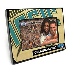 Orlando Magic 4' x 6' Wooden Frame