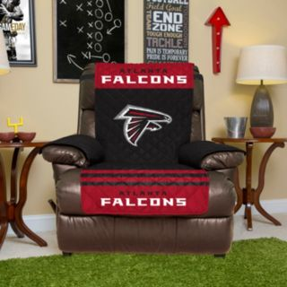 Atlanta Falcons Quilted Recliner Chair Cover