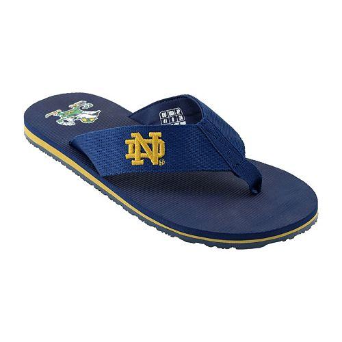 Men's Notre Dame Fighting Irish Flip-Flops