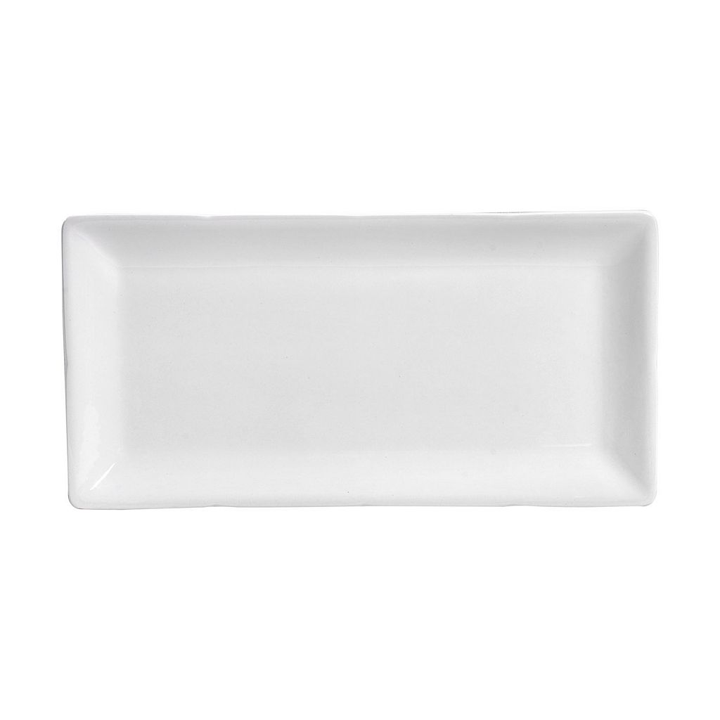 Mikasa French Countryside 12-in Rectangular Sandwich Serving Tray