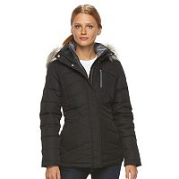 Women's Free Country Faux-Fur Down Jacket
