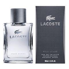 Lacoste Pour Homme Men's Cologne - Eau de Toilette