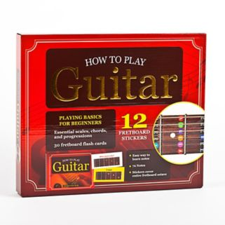"Publications International, Ltd. ""How To Play Guitar"" Boxed Kit"