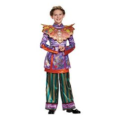 Disney's Alice Through the Looking Glass Kids Deluxe Asian Alice Costume