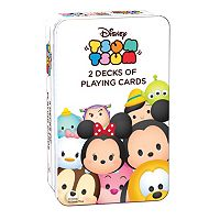 Disney Tsum Tsum Jumbo Playing Cards by Cardinal