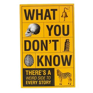"""What You Think You Don't Know"" Book by Publications International, Ltd."