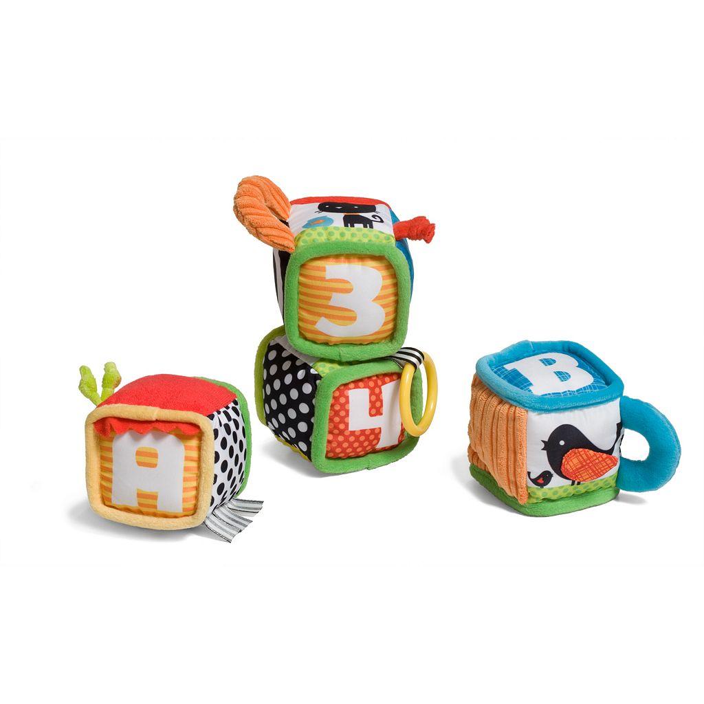 Infantino Discover & Play Soft Blocks