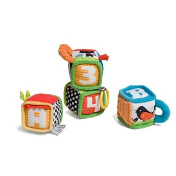 Infantino Discover & Play Soft Blocks