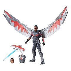 Marvel Legends Series Marvel's Falcon Flight Tech & Redwing
