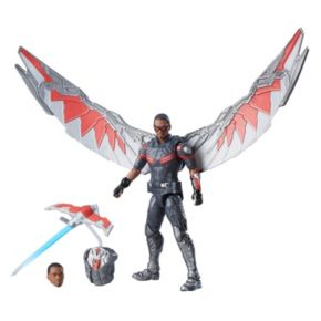 Marvel Legends Series Marvel?s Falcon Flight Tech & Redwing