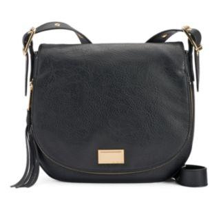 Juicy Couture Rosa Saddle Crossbody Bag