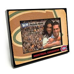 Nhl montreal canadiens sports fan kohls montreal canadiens vintage 4 x 6 wooden frame prinsesfo Image collections