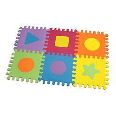 Infantino 12 pc Foam Puzzle Mat