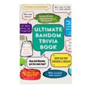 Ultimate Random Trivia Book by Publications International, Ltd.