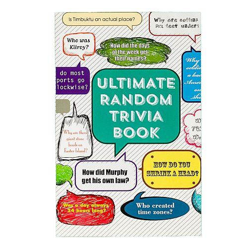 Ultimate Random Trivia Book by Publications International, Ltd.