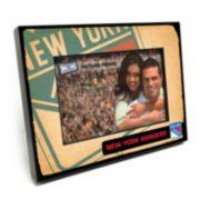 "New York Rangers Vintage 4"" x 6"" Wooden Frame"